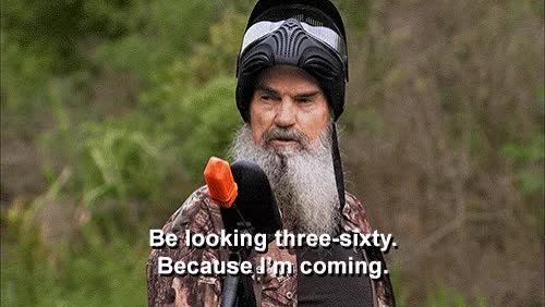 Watch Paintball GIF on Gfycat. Discover more si robertson GIFs on Gfycat