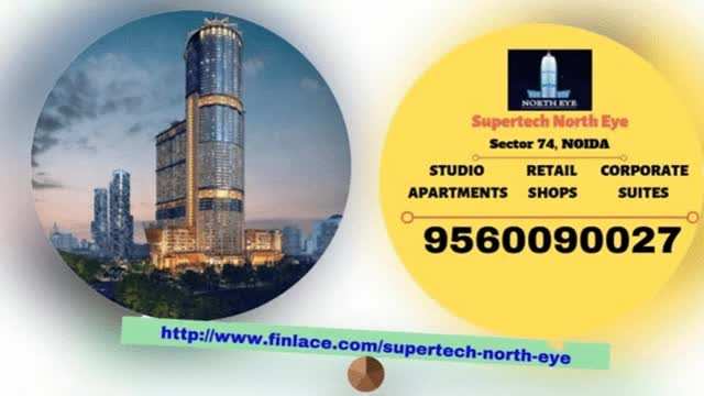 Watch and share Supertech North Eye Sector 74, Noida GIFs on Gfycat