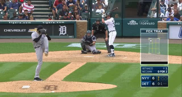 Watch 8 25 Tigers Yankees 3 GIF by @fergoe on Gfycat. Discover more related GIFs on Gfycat