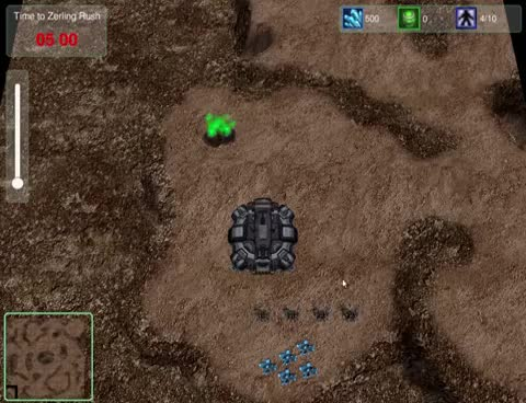 Watch and share StrarCraft On Unity3D Technical Demo (Linux) GIFs on Gfycat