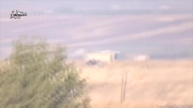 Watch and share TOW Chasing After A Vehicle In Syria. (reddit) GIFs by forte3 on Gfycat