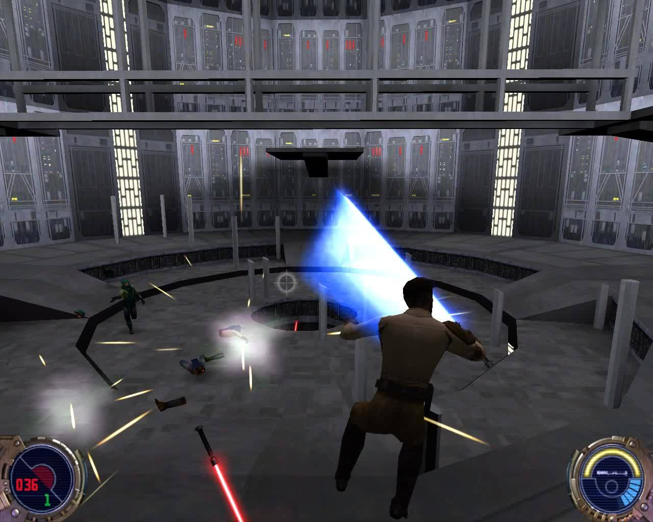 gaming, tipofmytongue, Gaming Critic - Jedi Outcast GIFs