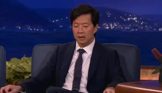 ken jeong, Ken Jeong Is Not Big In Korea GIFs