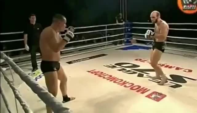 Watch and share Knockout GIFs and Mma GIFs on Gfycat
