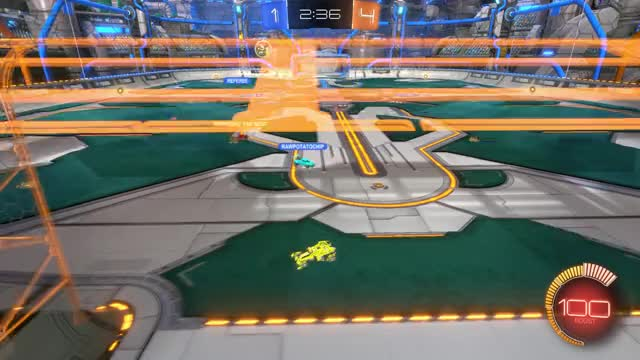 Watch and share Rocket League GIFs and Goals GIFs by GStance on Gfycat