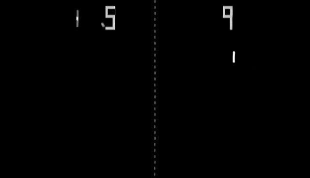 Watch and share Original Atari PONG (1972) Arcade Machine Gameplay Video GIFs on Gfycat