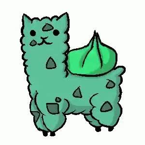 Watch and share Lama Pokemon GIFs on Gfycat