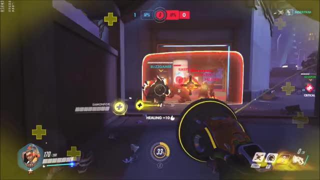 Watch and share Overwatch GIFs by Yang on Gfycat