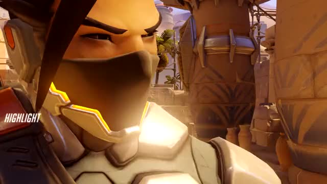 Watch Hanzo Highlight GIF by @phoenixcross on Gfycat. Discover more Hanzo, overwatch GIFs on Gfycat