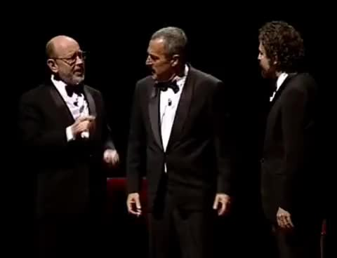 Watch and share Les Luthiers - La Comisión - (2/3) GIFs on Gfycat