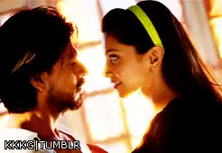 Watch and share Deepika Padukone GIFs and Shah Rukh Khan GIFs on Gfycat