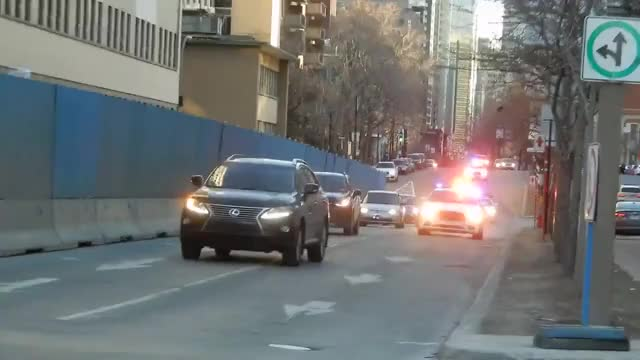 Watch POLICE INBOUND GIF on Gfycat. Discover more 2018, 22, Action, April, Canadian, City, Quebec, Rue, Sirens, canada, cars, centre, cop, cops, crime, downtown, emergency, spring, ville, vite GIFs on Gfycat