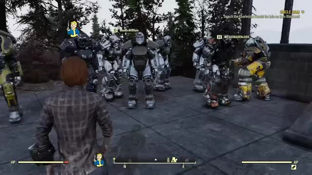 Watch this GIF by Gamer DVR (@xboxdvr) on Gfycat. Discover more Fallout76, Rury The Jaguar, xbox, xbox dvr, xbox one GIFs on Gfycat