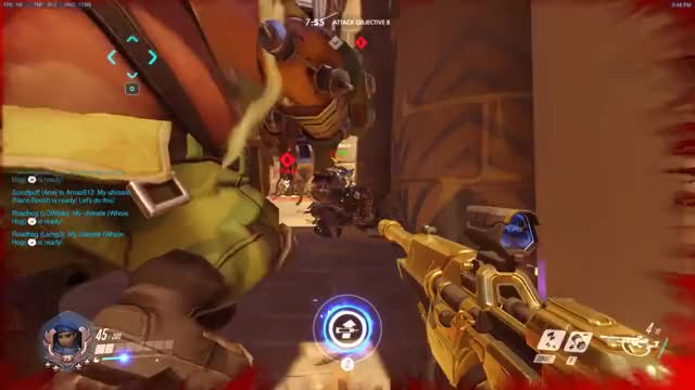 Watch and share Overwatch GIFs and Reaper GIFs by scruffpuff on Gfycat