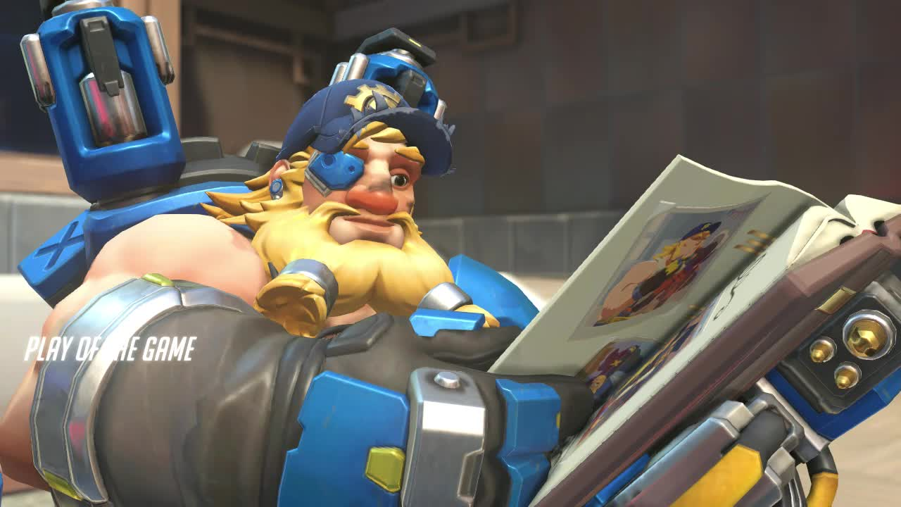 overwatch, nailed it GIFs