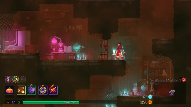 Watch Fjord - Alchemist experiments GIF on Gfycat. Discover more deadcells, lore GIFs on Gfycat