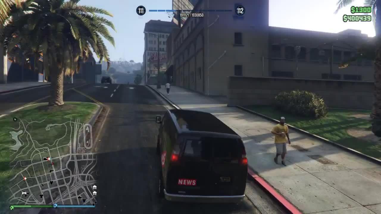 grandtheftautov, Jump scare - quite literally (reddit) GIFs