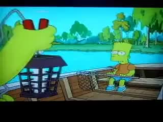 Watch and share Electricity GIFs and Simpsons GIFs on Gfycat