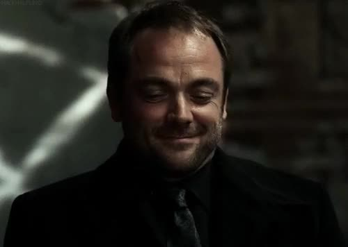 Watch this GIF on Gfycat. Discover more Mark A. Sheppard, crowley king of hell, crowley x reader, imagine, imagine-shot, one shot, requested, smut, supernatural, toxic GIFs on Gfycat
