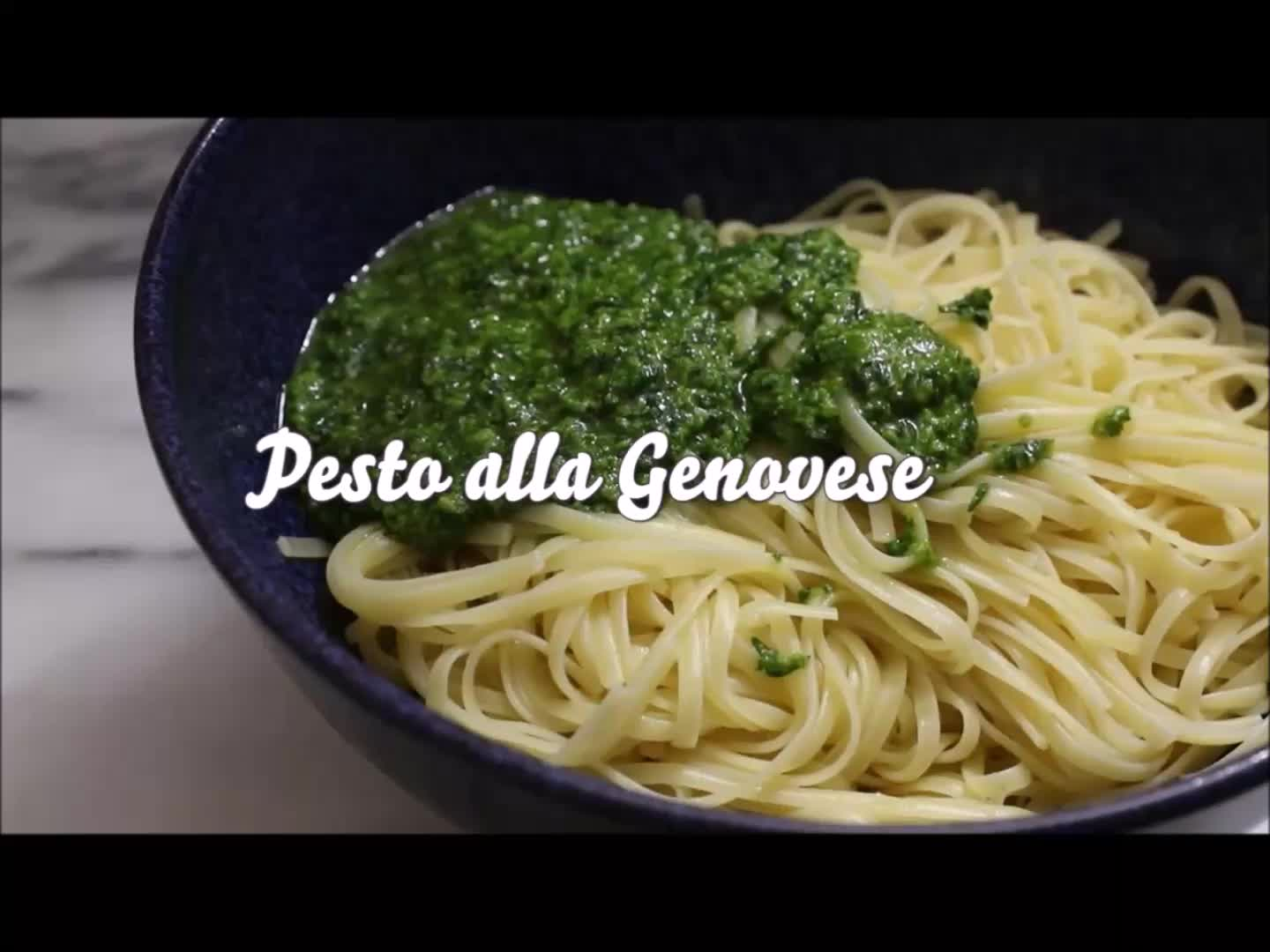 How to Make the Best Pesto GIFs