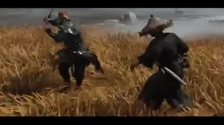 Samurai Style - gif