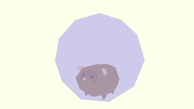 Watch Hamster Asset GIF by j.l. stevens (@coelacanthhh) on Gfycat. Discover more 3d, animals, cute, funny, game, games, hamster, pet, video game GIFs on Gfycat