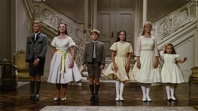 Watch and share The Sound Of Music GIFs and Goodbye GIFs by Reactions on Gfycat