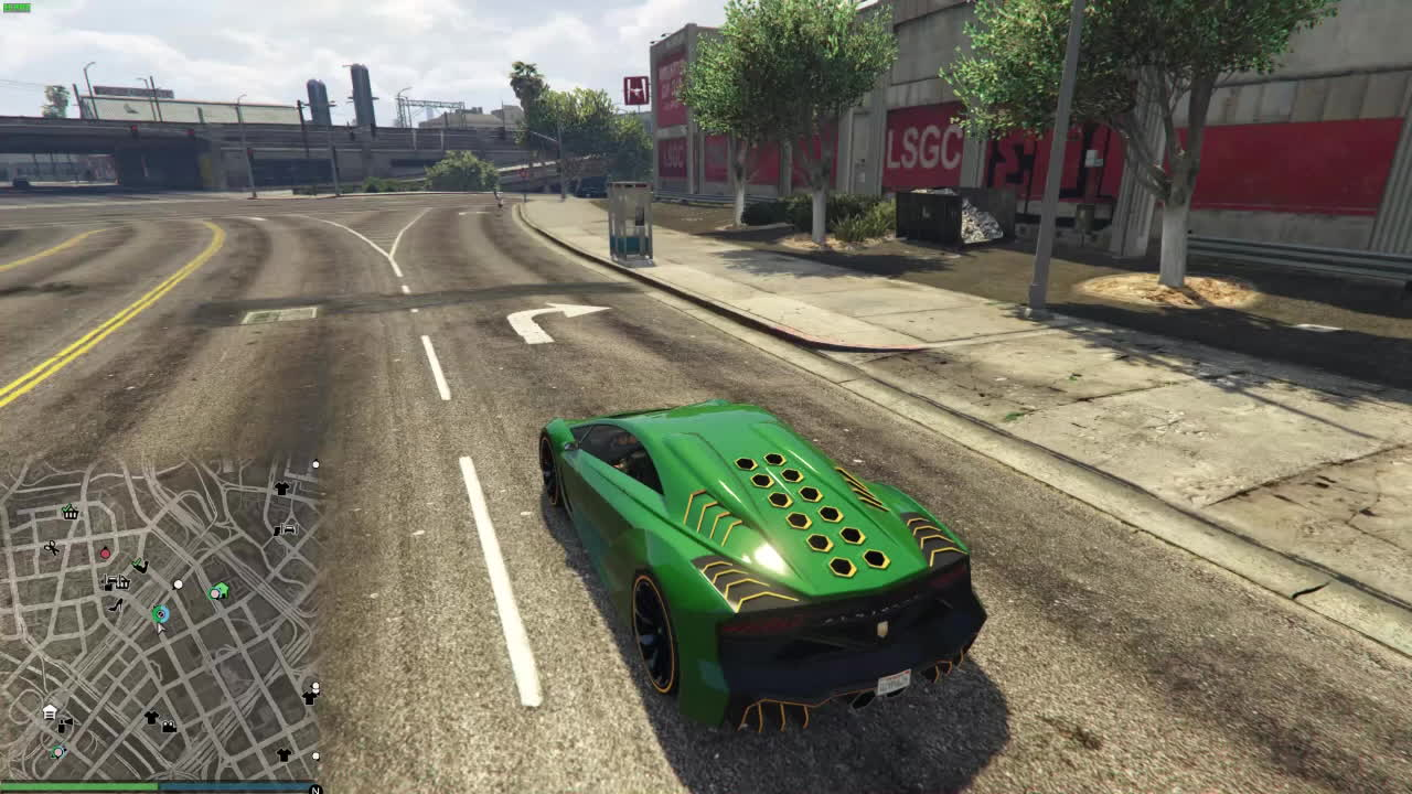 grandtheftautov, When physics get too realistic to understand GIFs