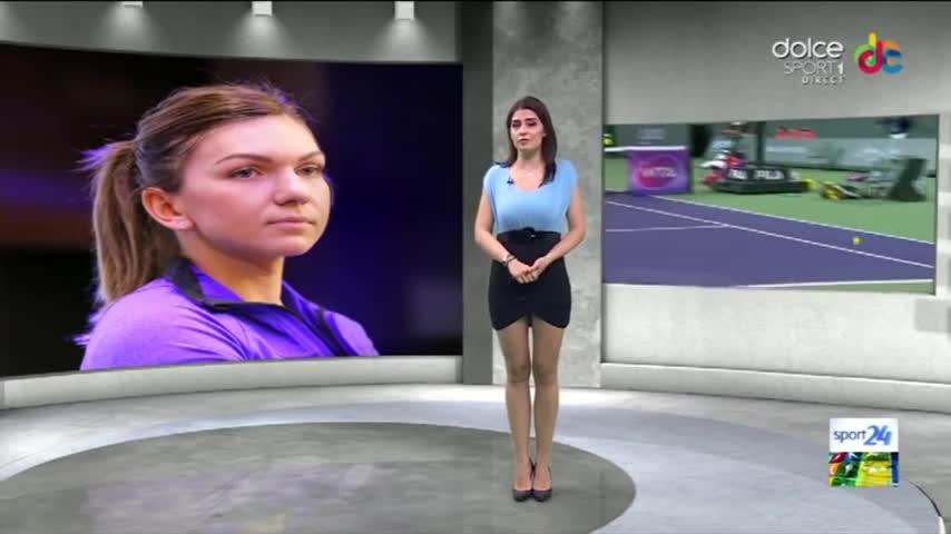 /r/newsbabes, newsbabes, tv host, /r/NewsBabes Teodora Antonescu GIFs