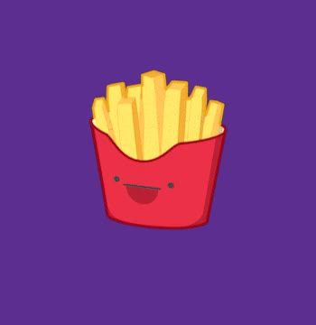 Watch and share French Fries GIFs on Gfycat