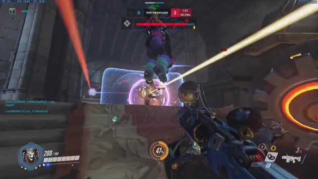 Watch Overwatch 01.05.2018 - 18.19.27.05.DVR GIF on Gfycat. Discover more related GIFs on Gfycat