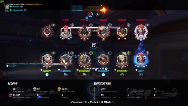 Watch and share Highlight GIFs and Overwatch GIFs by skoowy on Gfycat