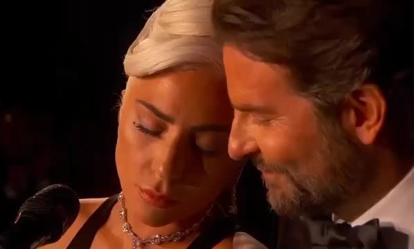 Watch this curated GIF by The GIF Farmer (@giffarmer) on Gfycat. Discover more I, a, aww, born, bradley, cooper, couple, from, gaga, in, is, lady, live, love, oscars, shallow, smile, star, the, you GIFs on Gfycat