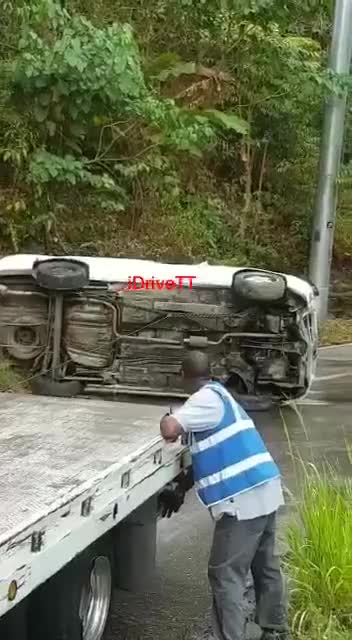 Watch and share Righting An Overturned Car. WCGW? GIFs on Gfycat