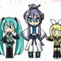 Watch Mkiu, Rin and Gakupo Dancing GIF on Gfycat. Discover more related GIFs on Gfycat