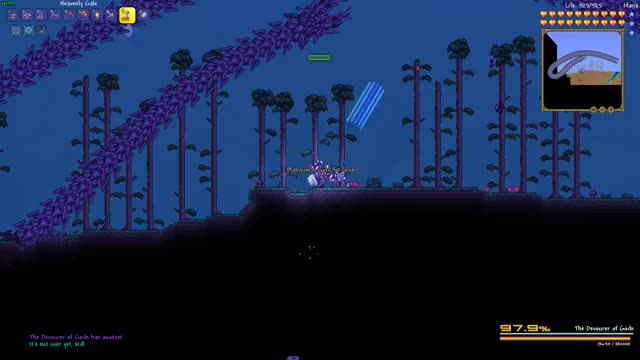 Watch and share Terraria GIFs by ribbon46 on Gfycat