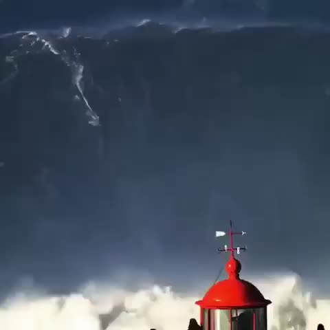 Watch and share Rodrigo Koxa Surfs 24.38 Meter Wave GIFs on Gfycat