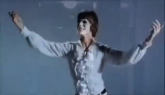 David Bowie - All The Madmen (1970) HQ GIFs