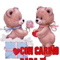 Watch and share CON CARINO PARA TI animated stickers on Gfycat