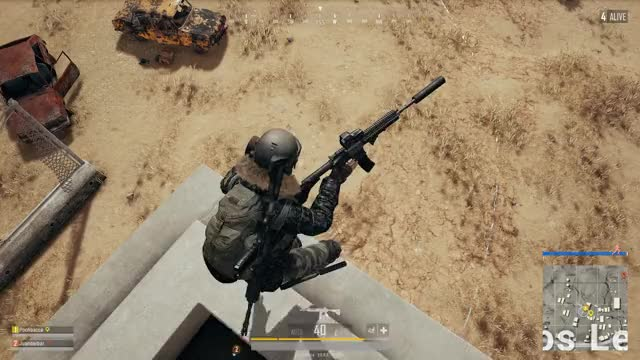 Watch and share Vlc-record-2018-02-07-00h54m11s-PLAYERUNKNOWN GIFs on Gfycat