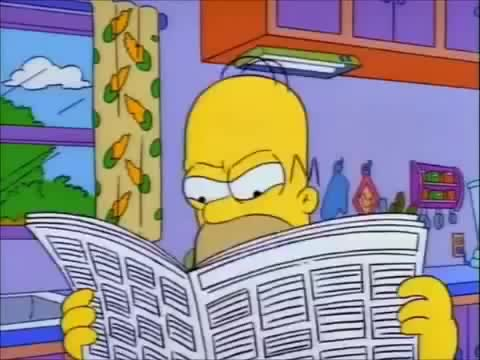 Watch and share Homer Oh My God GIFs by jakisthe on Gfycat
