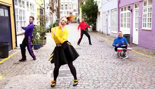 Watch and share The Wiggles- Do The Propeller! (Official Video) GIFs on Gfycat