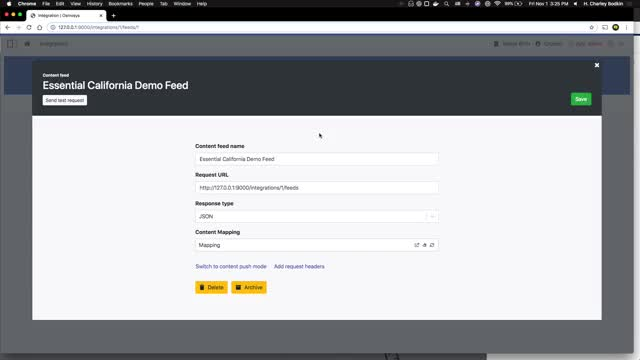 Watch and share Content-feed-ui-with-content-push GIFs on Gfycat