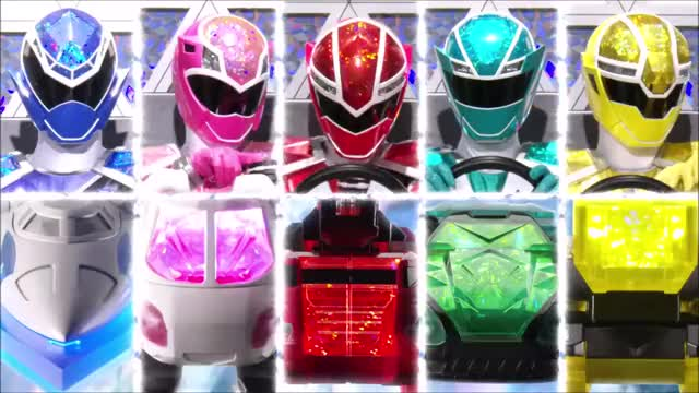 Watch and share Power Rangers GIFs and Super Sentai GIFs by Milan Ferenc on Gfycat