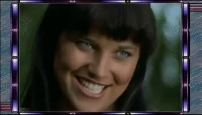 Watch and share Xena - Intimate Stranger - Season 2 (Xena Vs Callisto - Girl Fight) GIFs on Gfycat