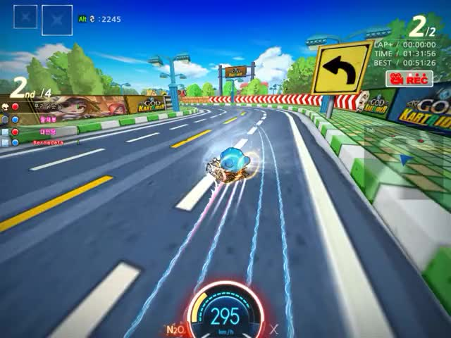 Watch and share Crazyracing Kartrider 2019.02.26 - 01.48.49.06.DVR.mp4 20190226 014911 GIFs on Gfycat
