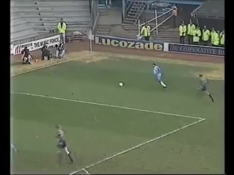 Watch Coventry City 4 Manchester City 0 1994-95 GIF on Gfycat. Discover more City, Football, League, coventry, england, english, man, premier, soccer, uk GIFs on Gfycat