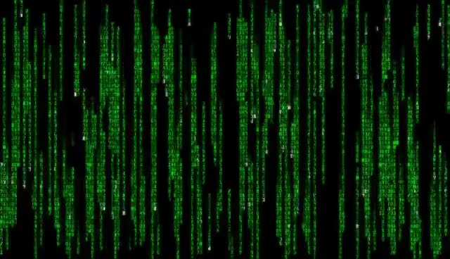 Best Matrix Raining Code Gifs Gfycat