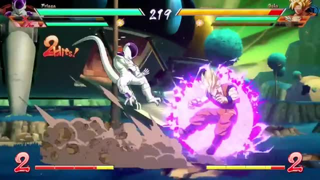 Watch and share Dragonball Fighterz GIFs and Dragon Ball GIFs by EventHubs on Gfycat