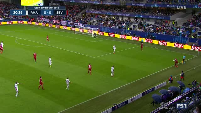 Watch Marco Asensio scores against Sevilla (1-0) GIF on Gfycat. Discover more related GIFs on Gfycat